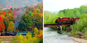 most beautiful train rides across america