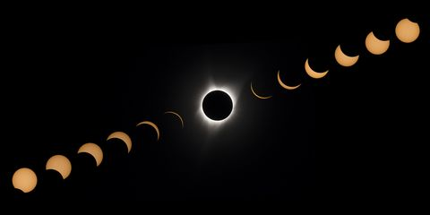 Event, Crescent, Astronomical object, Celestial event, Darkness, Eclipse, Corona, Space, Symbol, Moon,