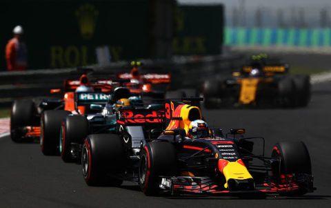 formula one 2017