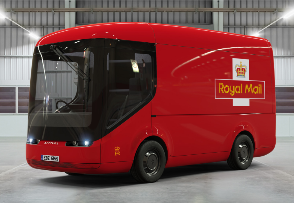 British Mail Introduces Delightful Electric Mail Trucks