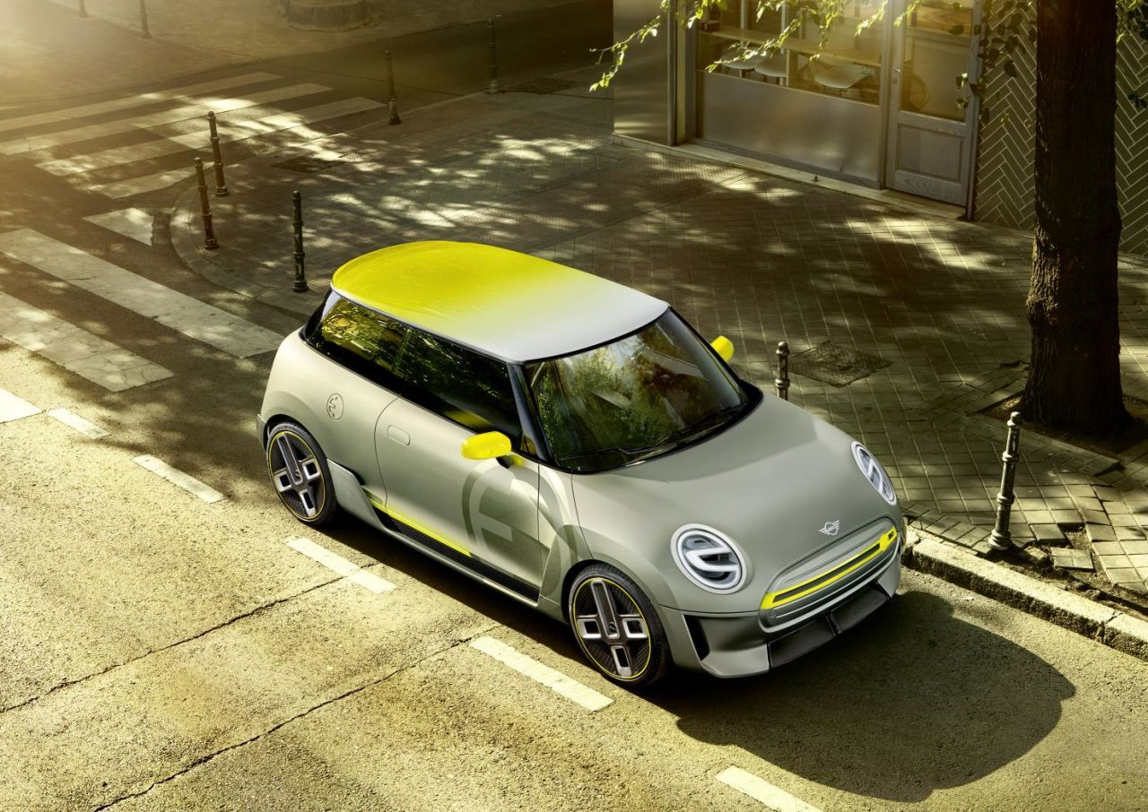 This Is What the 2019 All-Electric Mini Will Look Like