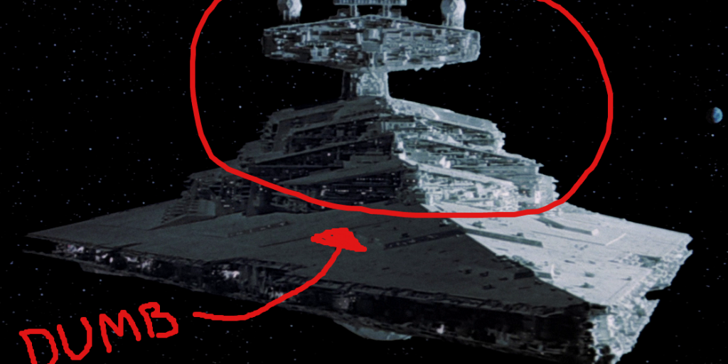 Star Wars Star Destroyers The Dreadnought In Star Wars