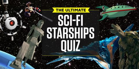 the ultimate sci fi starships quiz
