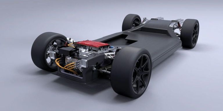 This Carbon Fiber Platform Is the Foundation of Future Electric Cars