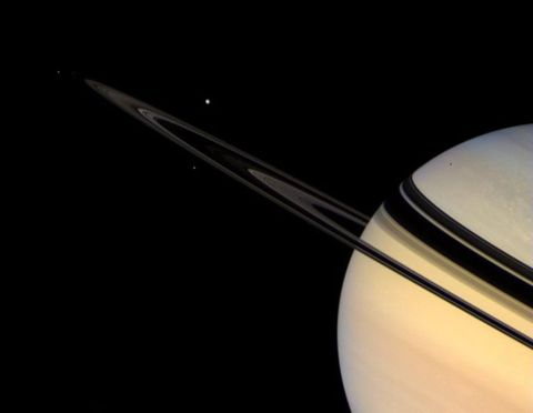 NASA's Cassini Spacecraft: The Greatest Space Mission of Our