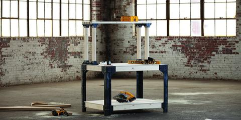 Awe Inspiring The Best Workbench You Can Buy Online Work Tables Inzonedesignstudio Interior Chair Design Inzonedesignstudiocom