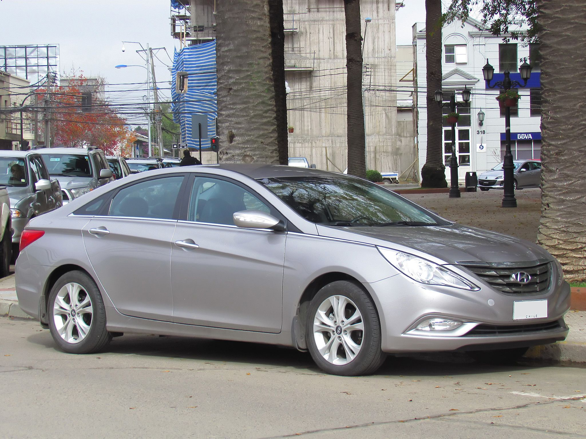 "<p>""I bought a <a href=""https://www.yourmechanic.com/scheduled-maintenance/hyundai-sonata/"">Hyundai Sonata</a> that had no history of accidents from a used car lot. The car started <a href=""https://www.yourmechanic.com/services/oil-fluid-leak-inspection"">leaking fluid</a>, so I took it to a dealership for a warranty repair. I was told the <a href=""https://www.yourmechanic.com/services/windshield-wiper-washer-system-inspection"">windshield fluid reservoir</a> was cracked – and that the front bumper that had been replaced, the <a href=""https://www.yourmechanic.com/article/symptoms-of-a-bad-or-failing-radiator"">radiator</a> was damaged, the frame was bent, plus other evidence that the car had been in a crash. What's more, the car had been driven without any coolant, causing it to <a href=""https://www.yourmechanic.com/services/car-is-overheating-inspection"">overheat</a> and damage the engine.</p><p>Since all these problems were caused by an accident, the warranty was suddenly void, and I had to pay to fix everything. Take it from me: a 'clean' <a href=""https://www.yourmechanic.com/article/how-to-check-car-history-by-cheryl-knight"">vehicle history report</a> isn't a substitute for an inspection.""</p><p><em data-redactor-tag=""em"" data-verified=""redactor"">-Abby W., Arlington, VA</em></p>"