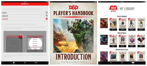 Dungeons & Dragons Finally Goes Digital with the D&D Reader