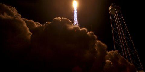 Orbital ATK Antares