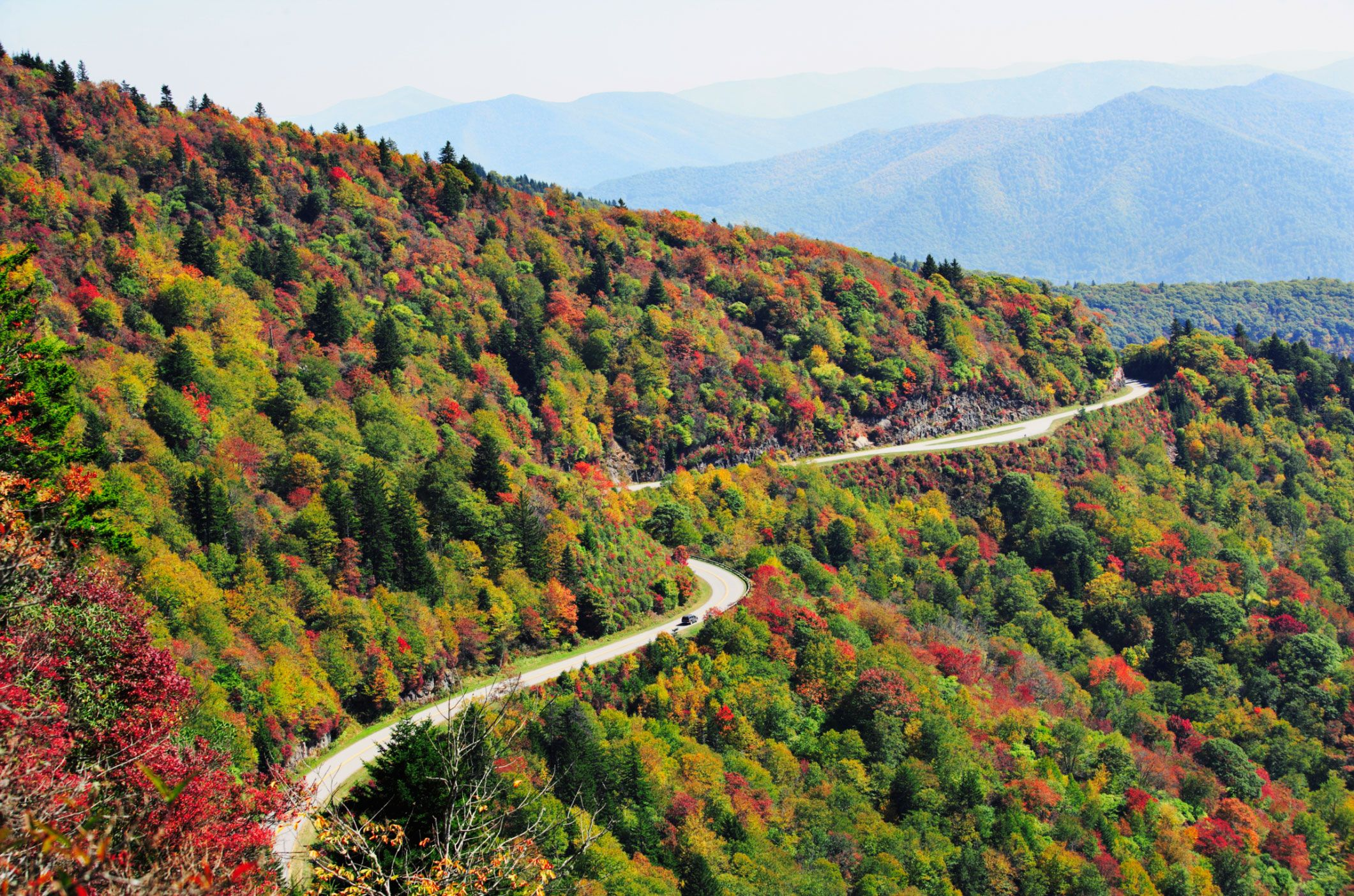18 Reasons Blue Ridge Parkway is the Most Spectacular Place to Experience Autumn