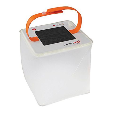 LuminAID PackLite Max USB Solar Inflatable Lantern
