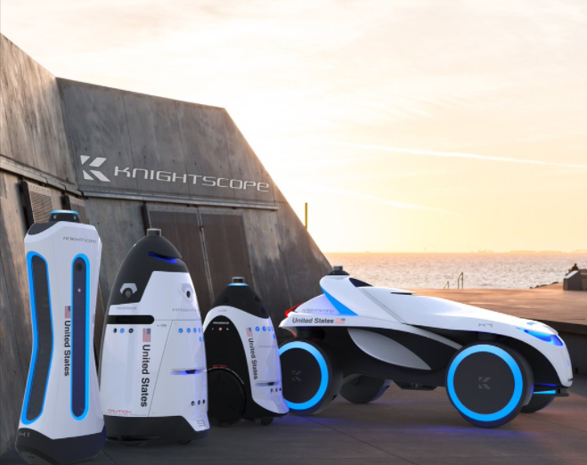 We Now Live in a World With a Dune Buggy Robocop