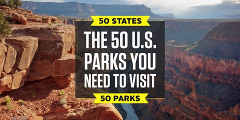 50 States, 50 U.S. Parks You Need to Visit