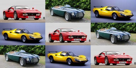 Land vehicle, Vehicle, Car, Sports car, Coupé, Classic car, Supercar, Race car, Sedan,