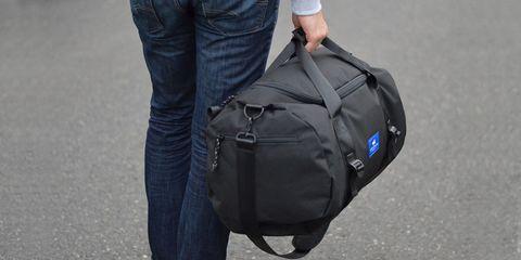 Bag, Hand luggage, Baggage, Product, Luggage and bags, Messenger bag, Duffel bag, Backpack, Pocket,