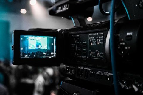 Electronics, Multimedia, Technology, Videographer, Vehicle, Electronic device, Camera, Cameras & optics,