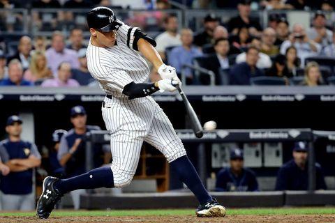 Aaron Judge home run