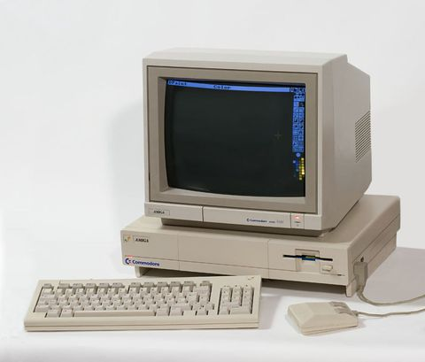 Amiga Computer - The Rise and Fall of Amiga