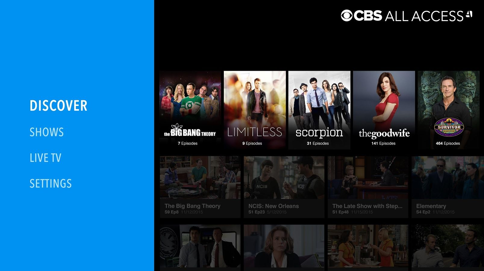 If Cbs All Access Is The Future Of Television We Re Screwed