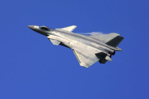 China's J-20 Stealth Fighter Is Operational