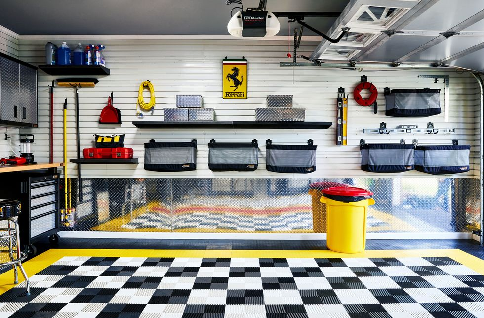 How to Upgrade Your Garage in 8 Days (Or Less)