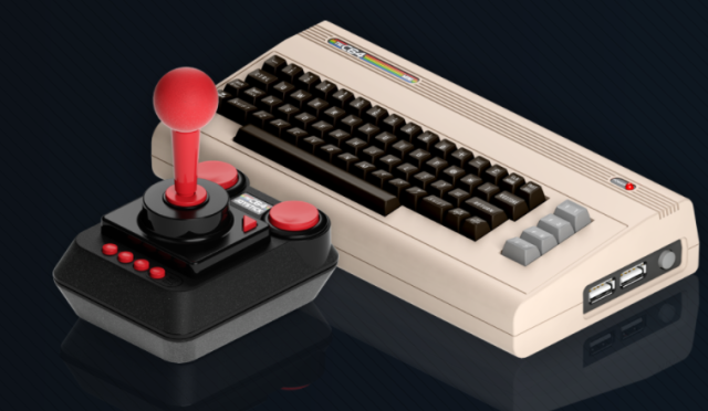 Now a New Mini Commodore 64 Is Coming