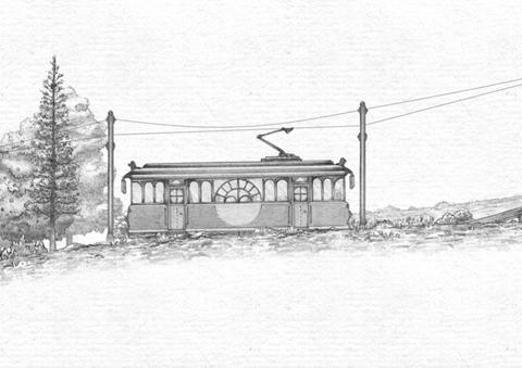 short trip train