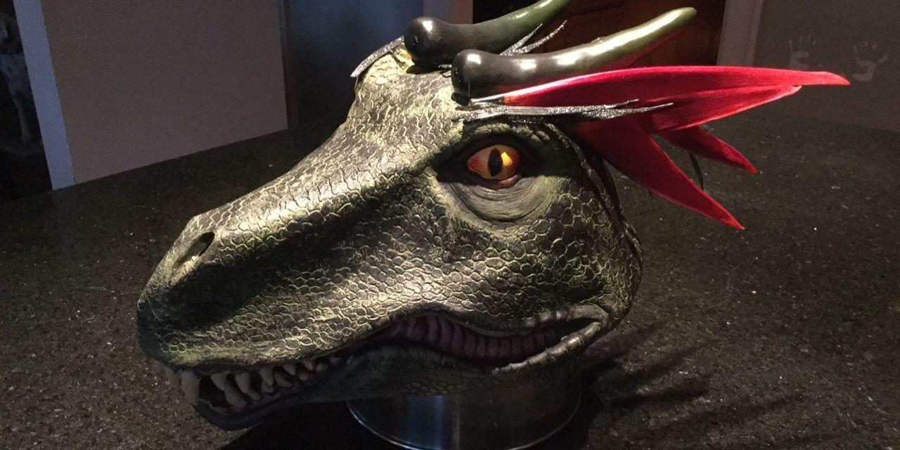 dragon head & 9 DIY Halloween Costumes - Best Last Minute Homemade Halloween ...