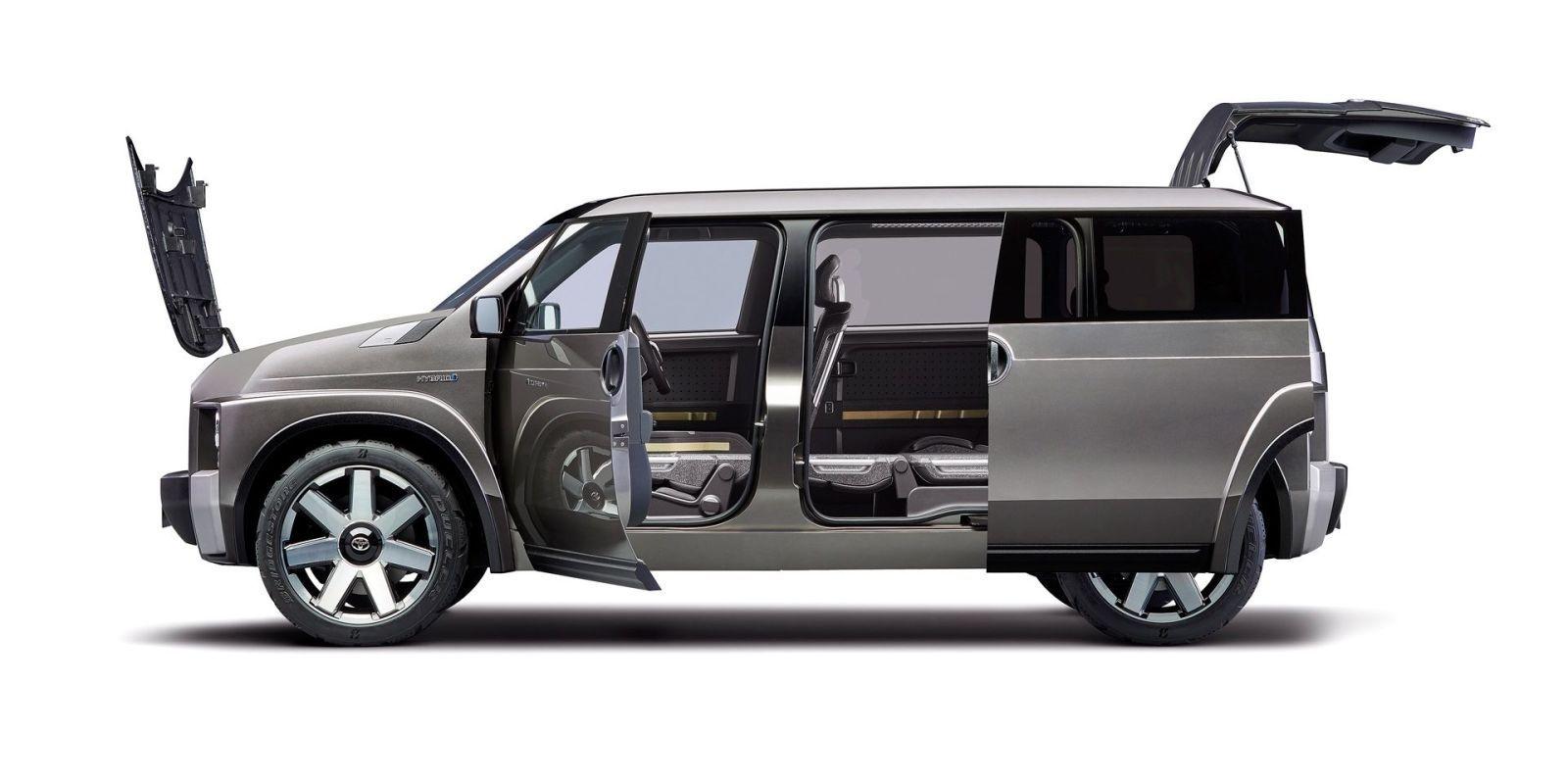 Toyota Just Made the Most Badass Minivan