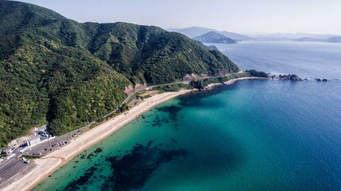 japan pacific ocean