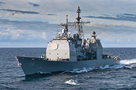 Vehicle, Naval ship, Warship, Destroyer, Navy, Ship, Guided missile destroyer, Battleship, Cruiser, Boat,
