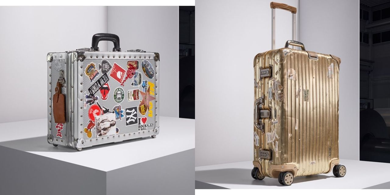 Watch the Mesmerizing Way Aluminum Suitcases Are Made