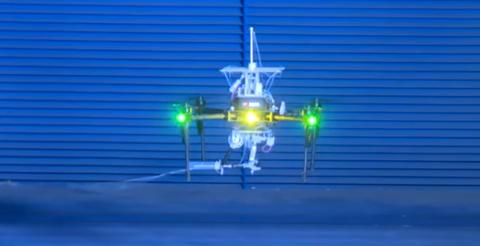spiderdrone
