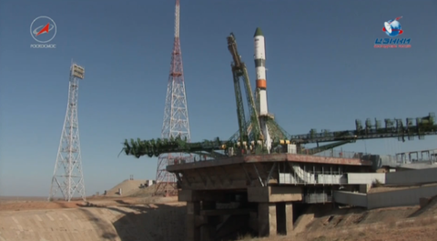 delayed russian space launch