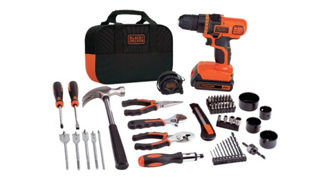 Start a Tool Collection with this Cheap Combo Kit