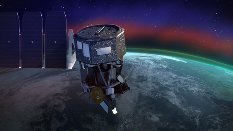 ICON Spacecraft