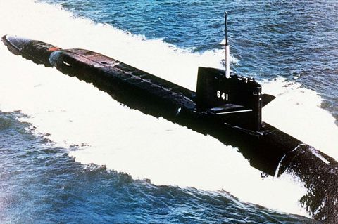 How the Soviet Union Snooped Waters for Enemy Subs—Without Sonar