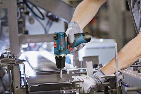 Bosch 12-Volt cordless drill