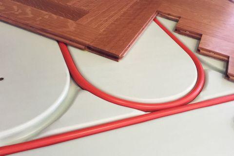 Electric Floor Heating How To Install In Floor Heating