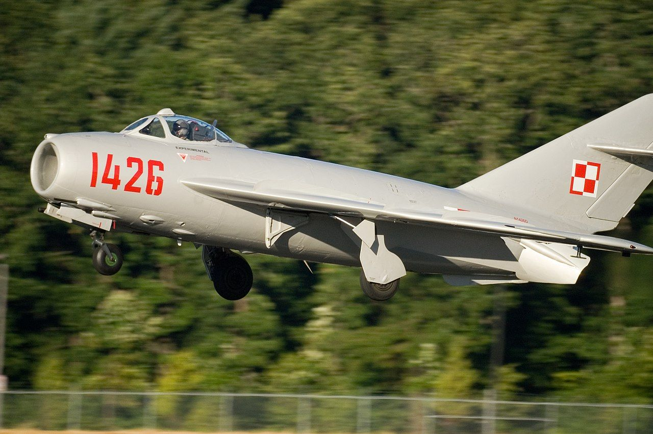 A Florida Company Is Selling Soviet MiG Fighter Jets in Prime Condition