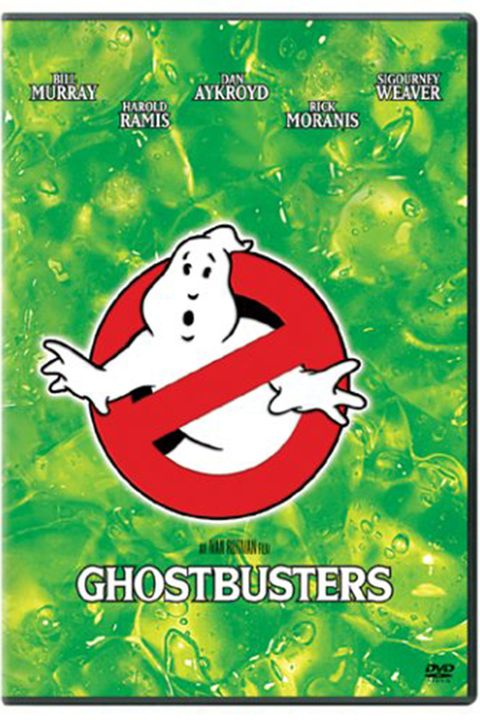 """<p><em data-redactor-tag=""""em"""" data-verified=""""redactor"""">$5</em></p><p><a href=""""https://www.amazon.com/Ghostbusters-Widescreen-Bill-Murray/dp/B000E33W1W/?tag=countryliving1-20"""" target=""""_blank"""" class=""""slide-buy--button"""" data-tracking-id=""""recirc-text-link"""">BUY NOW</a></p><p>This legendary movie features three kooky college professors who lose their university jobs. Naturally, they opt for careers in the ghost-busting business, and they team up to de-haunt houses and save people from the supernatural. We dare you to watch this classic without singing """"who ya gonna call!""""</p>"""