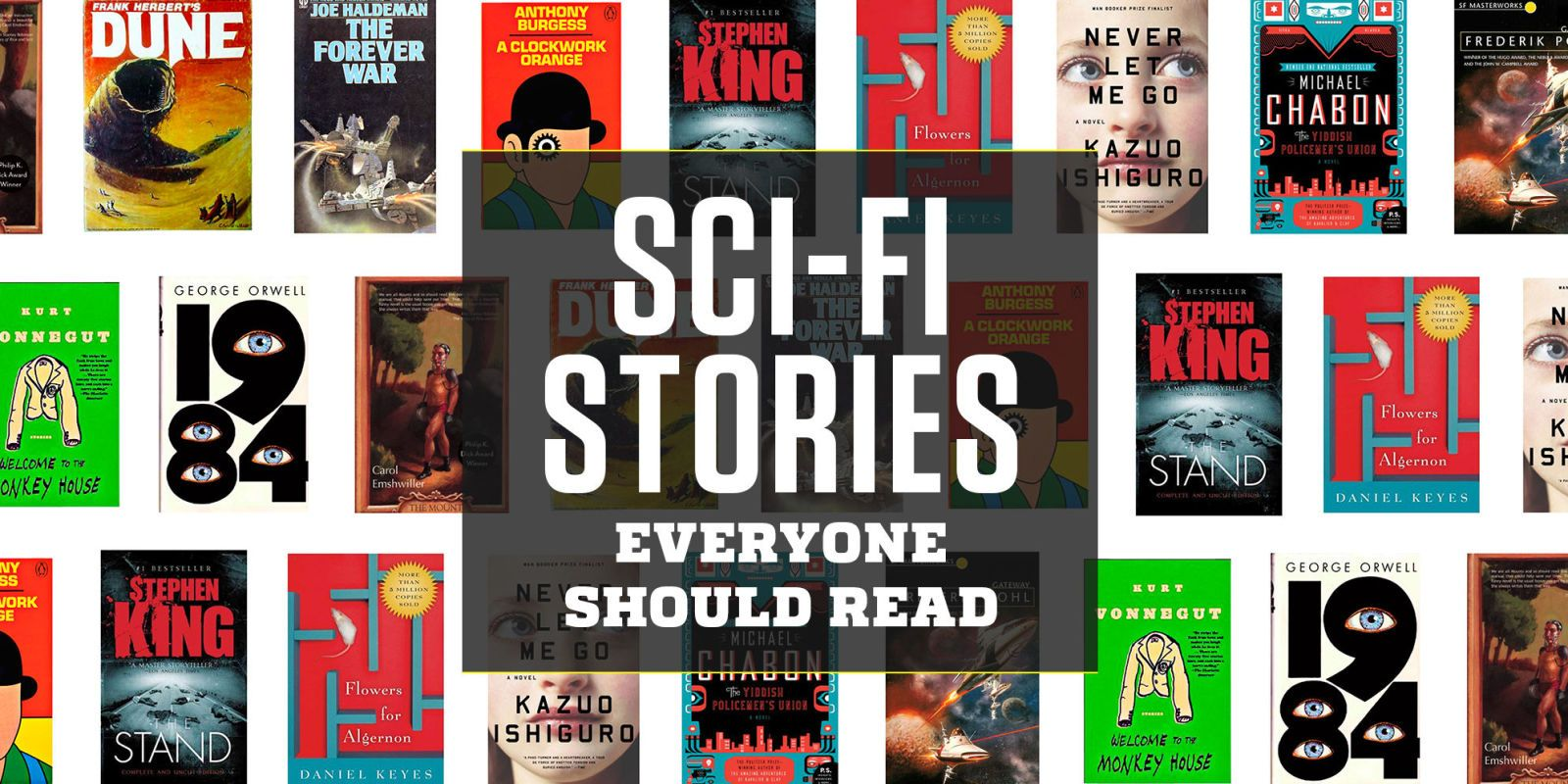 The 30 Sci-Fi Stories Everyone Should Read