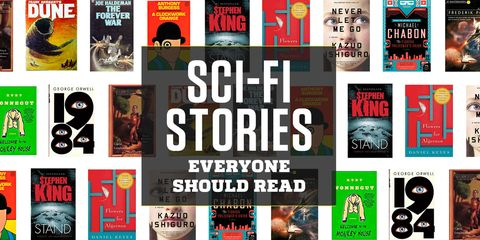 the 30 sci fi stories everyone should read