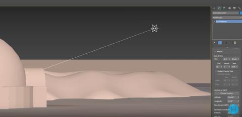 computer simulation tatooine