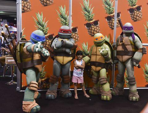 There's a New 'Teenage Mutant Ninja Turtles' Arcade Game Coming