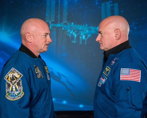 Living in Space Changes Your DNA, NASA Finds