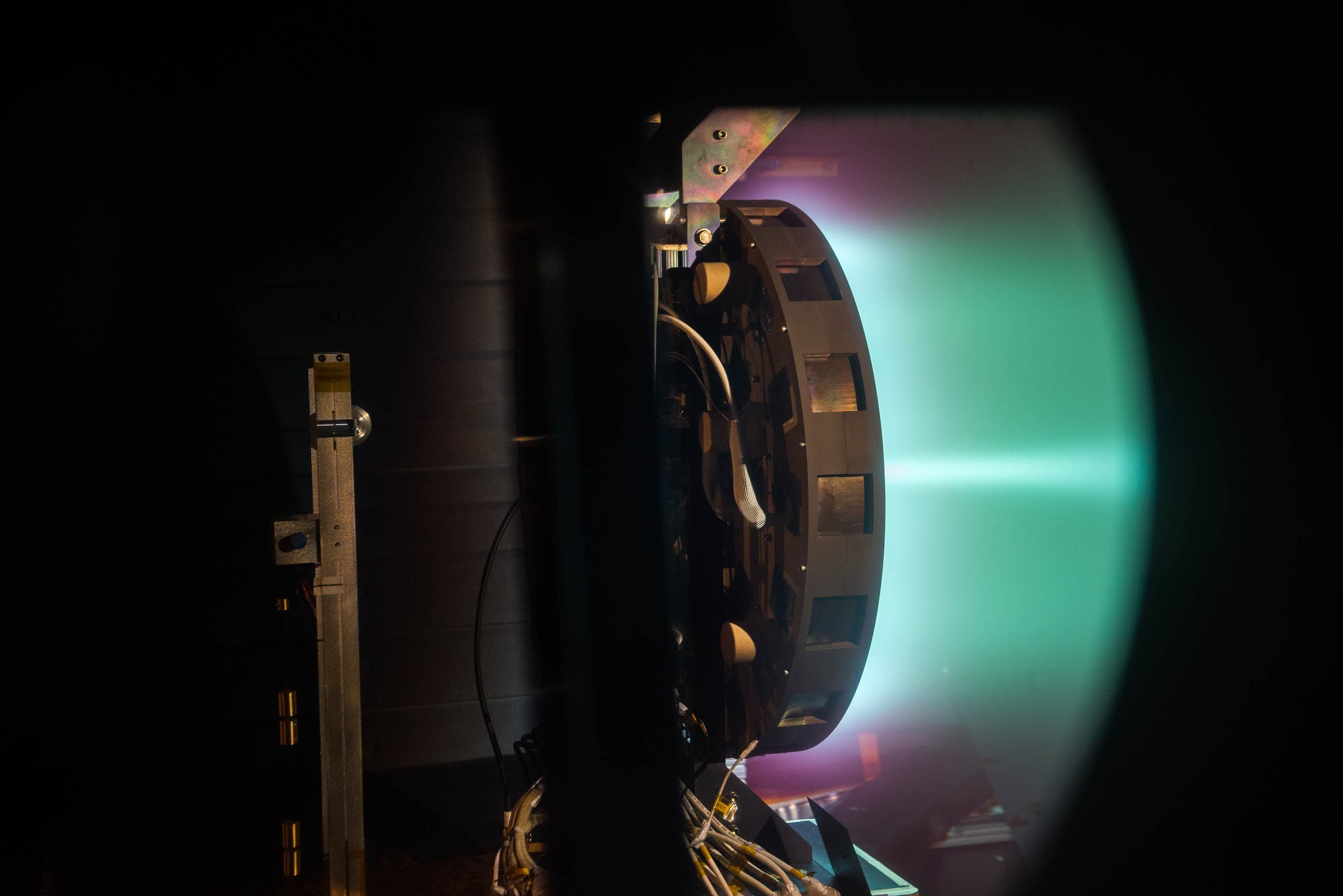 Mars Engine Shatters Records For Ion Propulsion