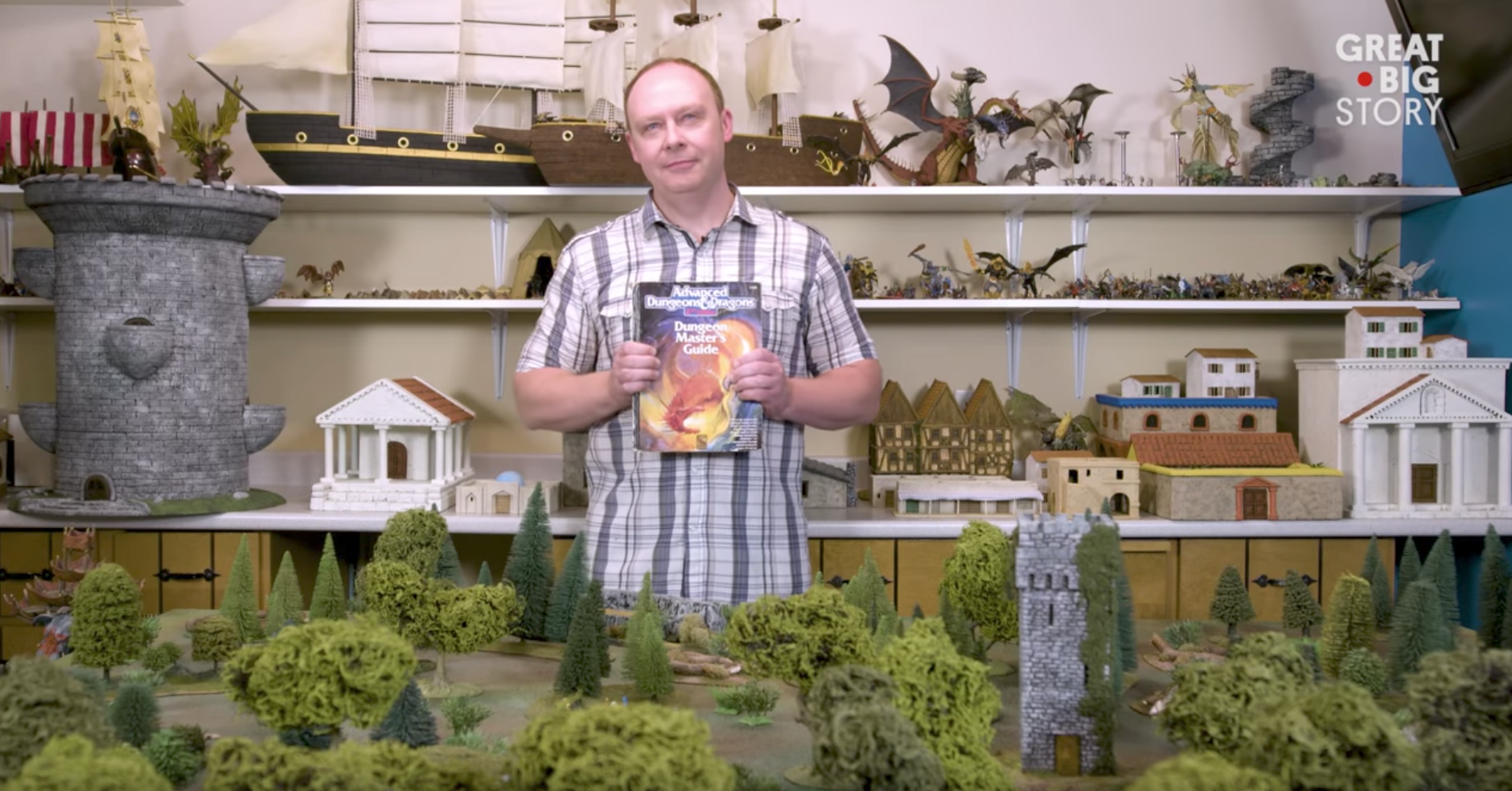 This Dungeons Dragons Game Has Been Going On For 35 Years