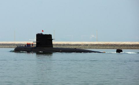 Chinese Navy Tests Experimental Magnetic Propulsion System