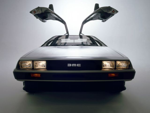 How the DeLorean Became Stuck in Time — The Past and Future of the